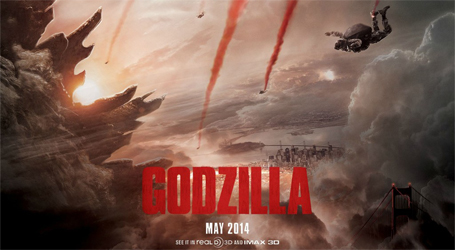 Godzilla (2014) - Warner Bros. Pictures